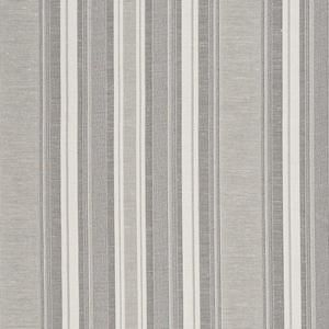 Gray Preppy Stripe