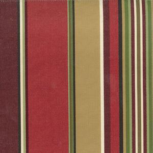 Striped Vintage Red