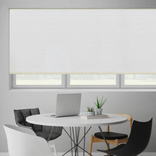 """1/2"""" Double Cell Value Blackout Honeycomb Shades 5562 Thumbnail"""