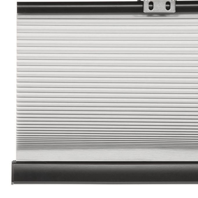 """1/2"""" Double Cell Value Blackout Honeycomb Shades 7295"""