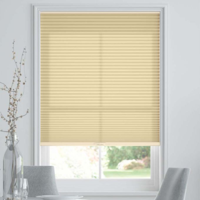 """1/2"""" Double Cell Value Light Filter Honeycomb Shades 5576"""