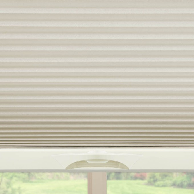 """1/2"""" Double Cell Value Light Filter Honeycomb Shades 5577"""