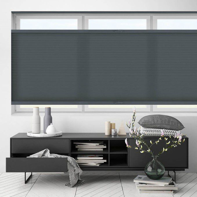 """1/2"""" Double Cell Value Light Filter Honeycomb Shades 5579"""