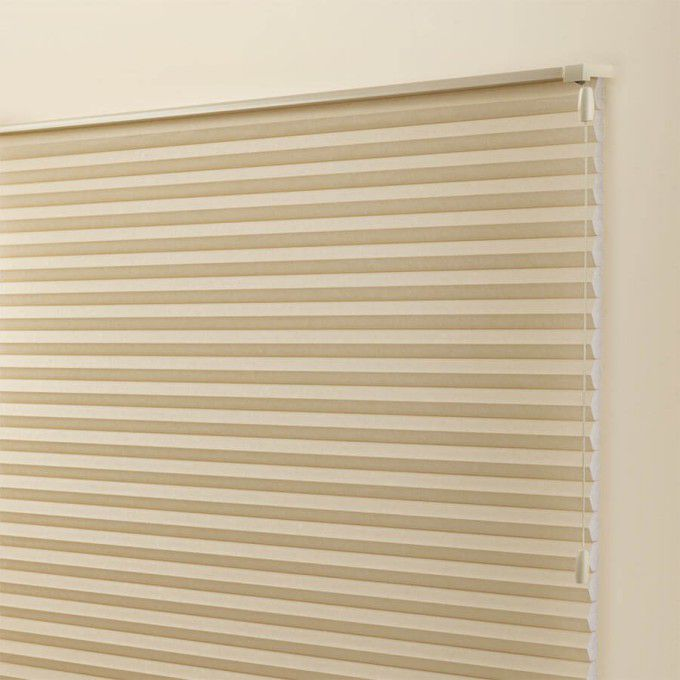 """1/2"""" Double Cell Value Light Filter Honeycomb Shades 5583"""