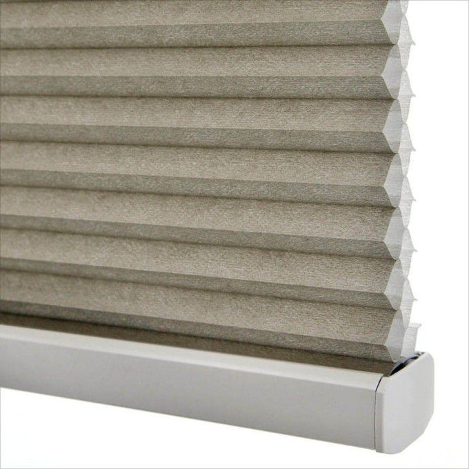 """1/2"""" Double Cell Value Light Filter Honeycomb Shades 5584"""