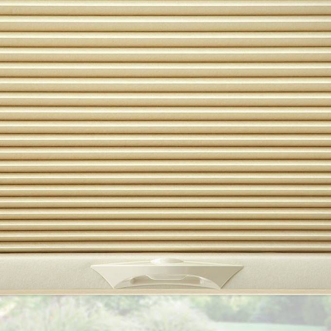 "1/2"" Double Cell Value Plus Blackout Honeycomb Shades 5362"