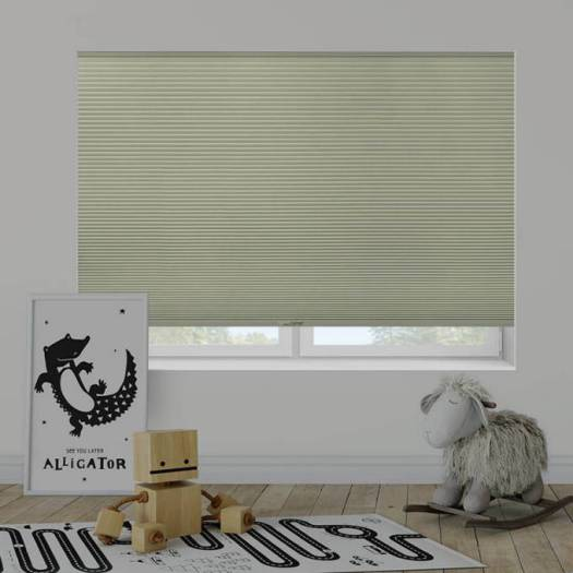 "1/2"" Double Cell Value Plus Blackout Honeycomb Shades 5363 Thumbnail"