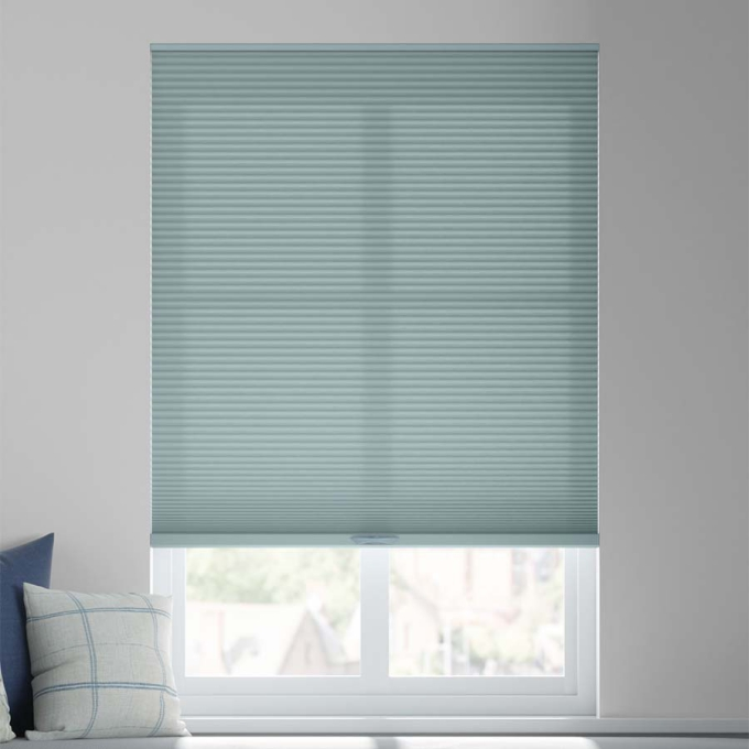 """1/2"""" Double Cell Value Plus Light Filter Honeycomb Shades 5402"""