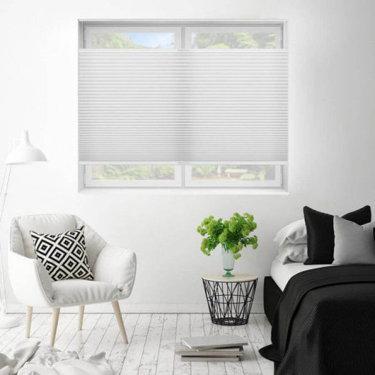 """1/2"""" Double Cell Value Plus Light Filter Honeycomb Shades 5404 Thumbnail"""
