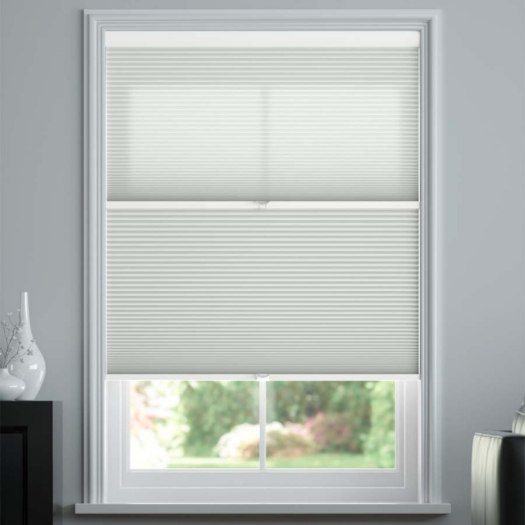 "1/2"" Single Cell Day Night Honeycomb Shades 4693 Thumbnail"