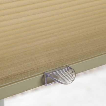 Cordless Light Filtering Honeycomb Shades 6179 Thumbnail