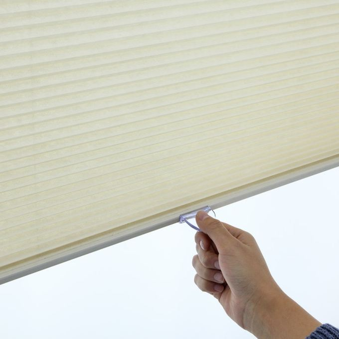 Cordless Light Filtering Honeycomb Shades 6180