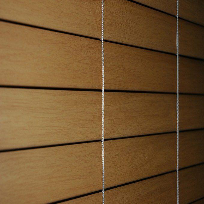 """1"""" Premium Faux Wood Blinds 4196"""