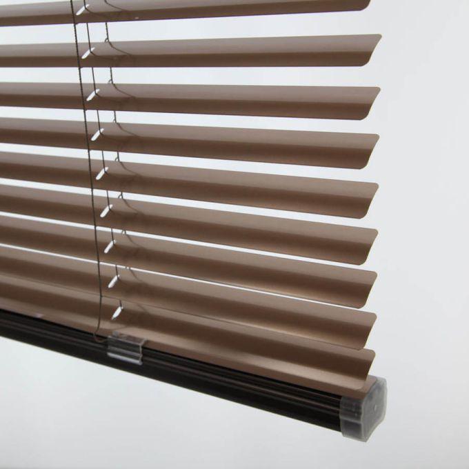 "1"" Designer Cordless Aluminum Blinds 4683"