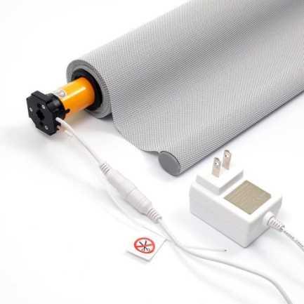 1% SheerWeave Super Value Solar Roller Shades 8005 Thumbnail