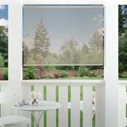 10% SheerWeave Value Outdoor Solar Roller Shades