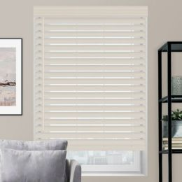 "2 1/2"" Premium Faux Wood Blinds"
