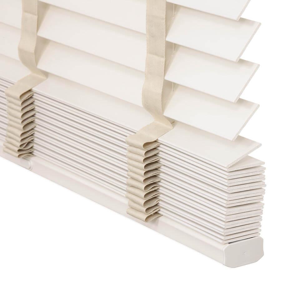 """2"""" Designer Faux Wood Blinds 7014"""