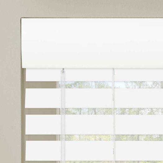 "2"" Designer Faux Wood Blinds 7011 Thumbnail"