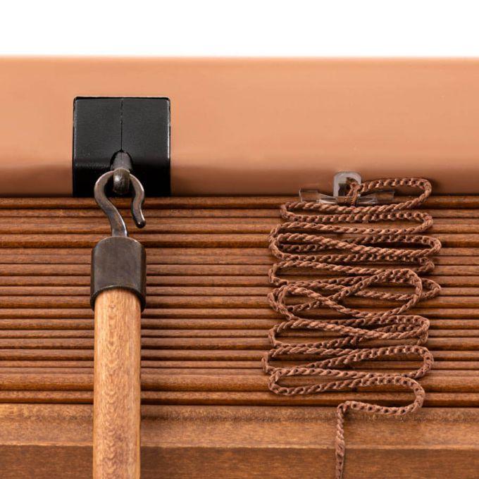 """2"""" Designer Wood Blinds 8719"""