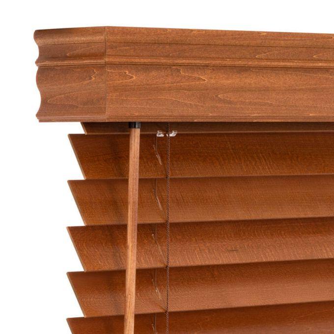 """2"""" Designer Wood Blinds 8721"""
