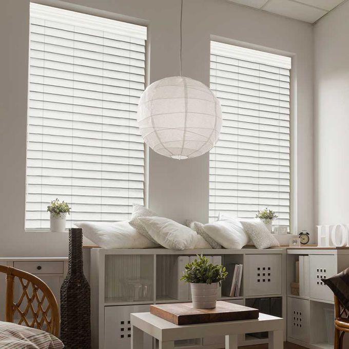 """2"""" Designer Wood Blinds 8722"""
