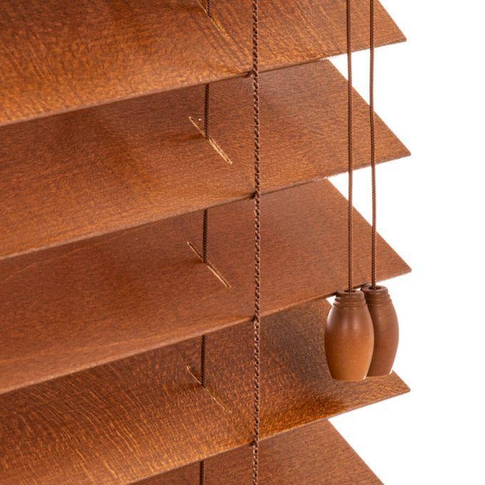 """2"""" Designer Wood Blinds 8723"""