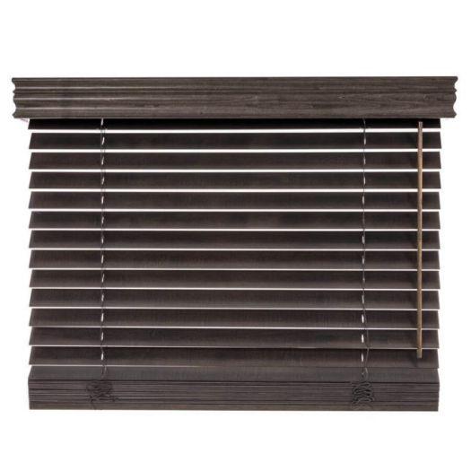 "2"" Designer Wood Blinds 4737 Thumbnail"