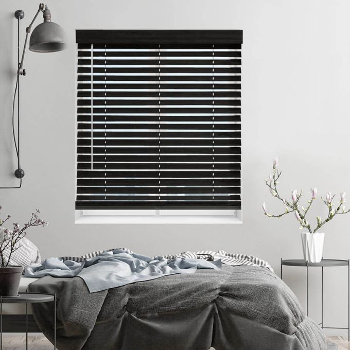 """2"""" Distressed Wood Blinds 7105"""