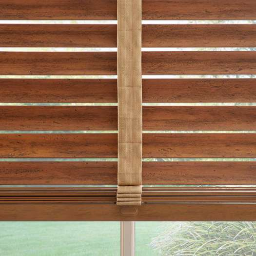 """2"""" Distressed Wood Blinds 7111 Thumbnail"""
