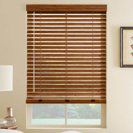 "2"" Distressed Wood Blinds"