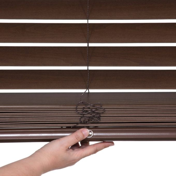 """2"""" Premium Wood Blinds 8065"""