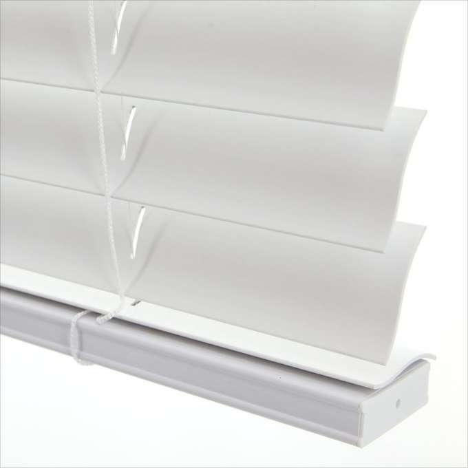"""2"""" SelectWave Cordless Faux Wood Blinds 4800"""