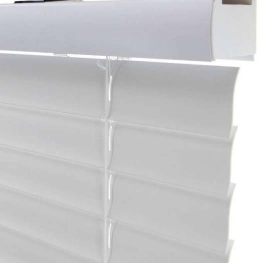 """2"""" SelectWave Cordless Faux Wood Blinds 4796 Thumbnail"""