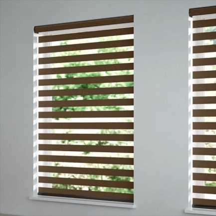 """2"""" Value Room Darkening Sheer Shades 7633 Thumbnail"""