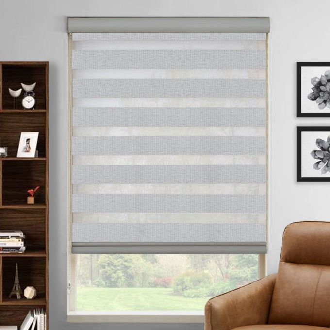 "2"" Value Room Darkening Sheer Shades"