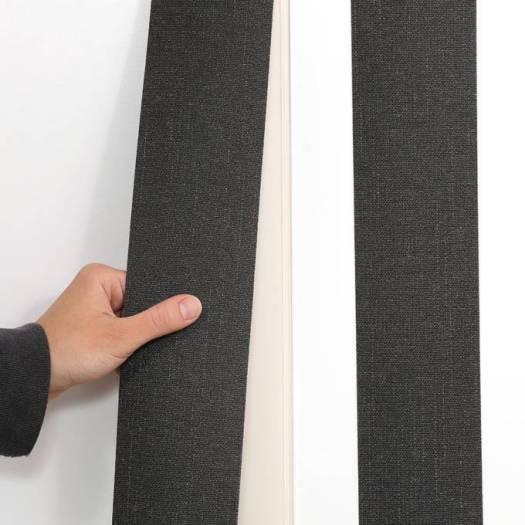 "3 1/2"" Designer Fabric Vertical Blinds 7288 Thumbnail"