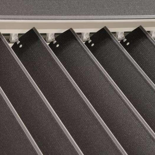 "3 1/2"" Designer Fabric Vertical Blinds 7289 Thumbnail"