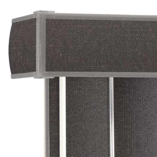 "3 1/2"" Designer Fabric Vertical Blinds 7287 Thumbnail"