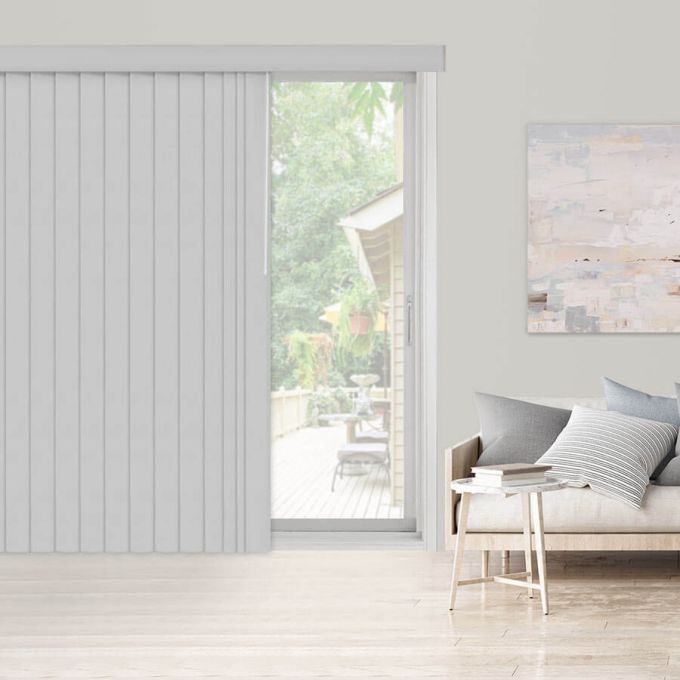 """3 1/2"""" Premium Smooth Vertical Blinds 4834"""