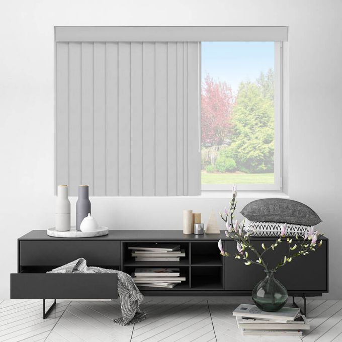 """3 1/2"""" Premium Smooth Vertical Blinds 4835"""