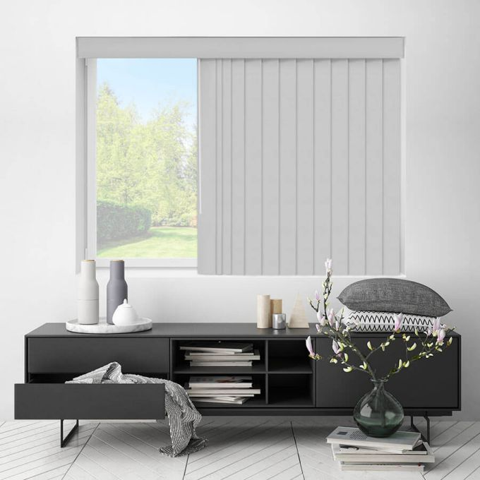 """3 1/2"""" Premium Smooth Vertical Blinds 4836"""