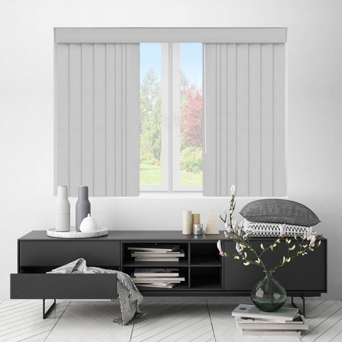 """3 1/2"""" Premium Smooth Vertical Blinds 4837"""