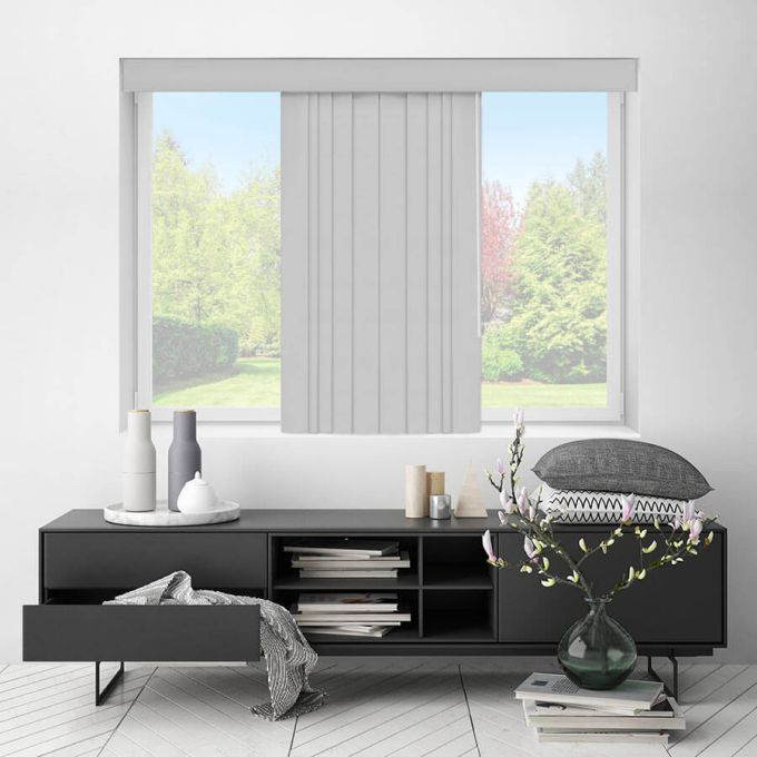 """3 1/2"""" Premium Smooth Vertical Blinds 7279"""