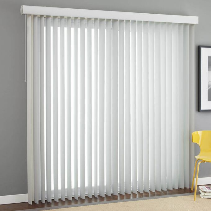"""3 1/2"""" Premium Smooth Vertical Blinds 7280"""