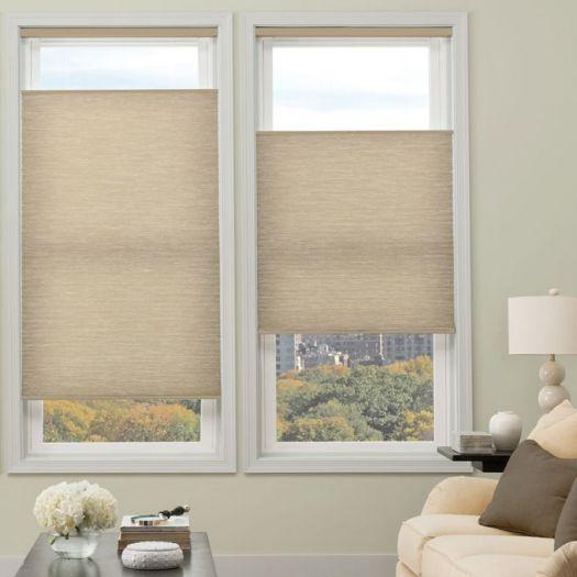 Designer Cordless Light Filtering Honeycomb Shades 5166 Thumbnail