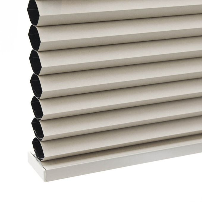 """3/4"""" Single Cell Value Plus Blackout Honeycomb Shades 5683"""