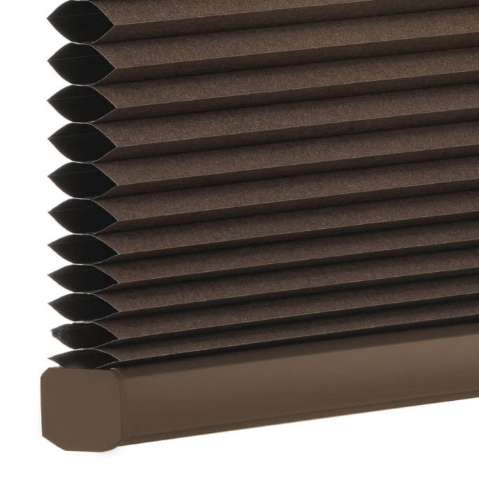 """3/4"""" Single Cell Value Plus Blackout Honeycomb Shades 5684"""