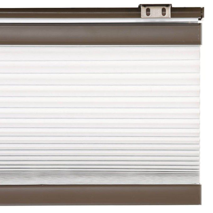 """3/4"""" Single Cell Value Plus Blackout Honeycomb Shades 7906"""