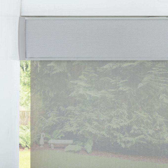 3% SheerWeave Value Outdoor Solar Roller Shades 5140